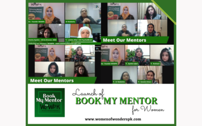 Launch of Book My Mentor Program for Women