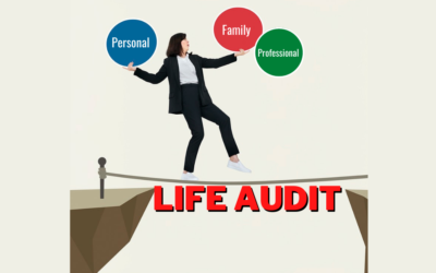 Reconnect with yourself through LIFE AUDIT